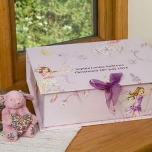 Treasure Box Midi (A4) - Flower Fairies Lilac