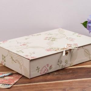 Box File (A4) - Anna Marie Vanilla