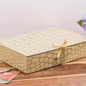 Box File (A4) - Babylon Gold