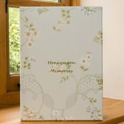 Honeymoon Memories Box - Anna Marie Aqua