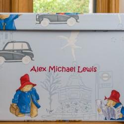 Toy Box (Small) - Paddington Bear