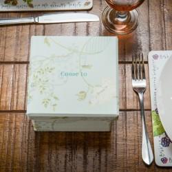 Gift Box Midi - Anna Marie Aqua
