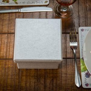Gift Box Midi - Quartz Silver