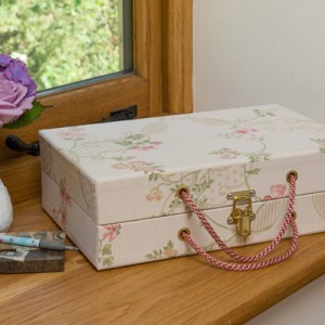 Handbag Box - Anna Marie Vanilla