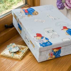 Keepsake Box - Paddington Bear