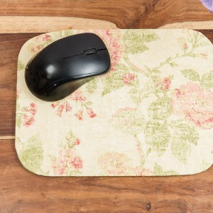 Mousemat - Antique Gold