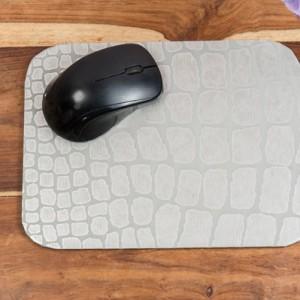 Mousemat - Babylon Silver