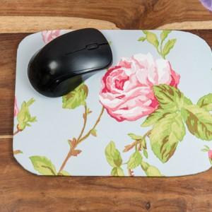 Mousemat - Vintage Rose