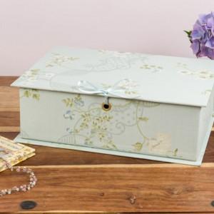 Treasure Box Midi (A4) - Anna Marie Aqua