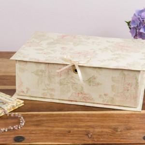 Treasure Box Midi (A4) - Antique Pink