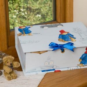 Treasure Box Midi (A4) - Paddington Bear