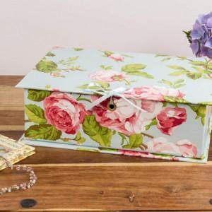 Treasure Box Midi (A4) - Vintage Rose