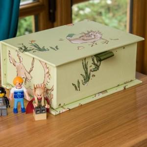 Treasure Box Mini (A6) - Menagerie Green