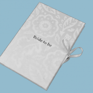 iPad Mini Cover - Bride's Desk Set