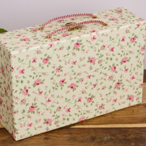 Handbag Box - Rosebud