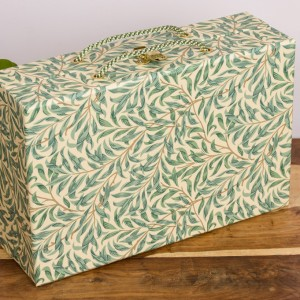 Handbag Box - Willow Green