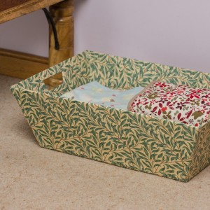 Laundry Trug - Willow Green